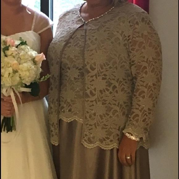 David\'s Bridal Dresses | Davids Bridal Plus Size Mother Of Bride ...
